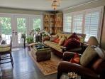 Sag Harbor European Designer's Home