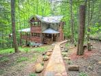 Cabin rental near Gatlinburg and Pigeon Forge
