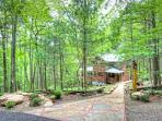 1 bedroom cabin rental near Pigeon Forge and Gatlinburg