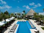 Ocean Front Villa - 3 BR Luxury on the Beach