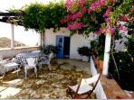 Garden Terrace of Soultana House