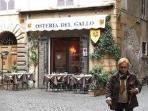 XVI secolo affascinante Piazza Navona apt (4 persone)