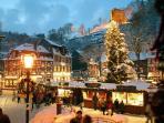 Christmas Market Monschau