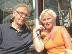 Owners Jolande and Marten Knevel