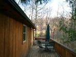 Plenty of outdoor deck space!