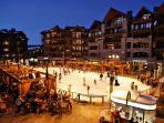 Luxurious ski condo with ski-in/ski-out access