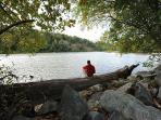 Solitude on the Potomac River