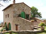 La casetta nel bosco (ALBA and BACCO apartments)