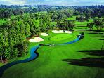 One of Ocalas world class golf courses