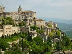 Spectacular Gordes in the heart of the Luberon