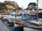 Pretty Fishing Village of Cassis