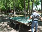 Jugettes en el parque