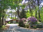 Set well-off a quiet road, a quick walk to the bike path and an easy commute to area attractions