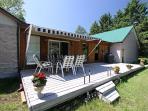 Muskoka River cottage (#773)