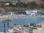 5 minute walk to the best sandy beach in MALTA ALSO CALLED GHADIRA