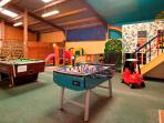 Indoor play barn