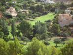 Costa Blanca, Altea La Vella, pool golf sea beach dishwasher Dutch satellite TV