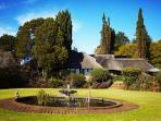 Lodge Fountain View