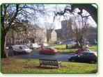 Rothbury village green