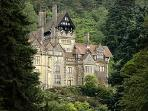 Cragside House near Deveron, Rothbury
