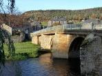 Rothbury Bridge