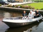 rent a electroboat