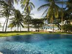 Beach Front Luxury Villa