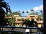 view from apartment lanai