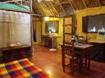 Casitas Kinsol Room #8 - An authentic Mayan hut