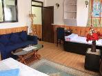 Fully furnished and fully equipped service apartments for short and long stay at Thamel,Kathmandu.