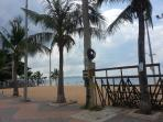 beach stadium for activities