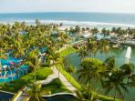 Grand Mayan Lazy River, Pools and Beach
