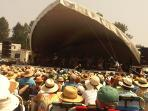 Vancouver Island Music Fest held every year in July