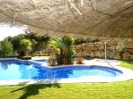 Costa Blanca, Altea, La Vella, pool, golf, sea, beach, dishwasher dutch, satellite, TV, luxury