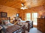 Third bedroom terrace level