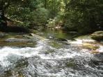 Hemlock Creek - Blue Ridge GA