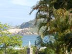 Praia Mole Beach view