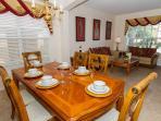 Dinning/living area