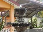 Fountain in Patio