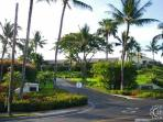 Resort Entry - Much nicer than most Kihei complexes