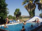 MONTE BRANCO - Pool with view to Monsaraz