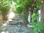 CASA FORNO - Shady terrace