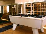 Chalet Spa Verbier - Billiards & Fine Wine