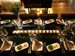 Chalet Spa Verbier - Dining