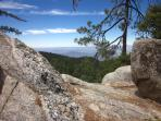 Bring A Camera for Spectacular Breathtaking Views from Pine Cove Park, (walk from cabin)