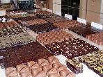 Claude's Chocolates - downtown St Augustine
