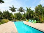 The fabulous pool at Cherryfish