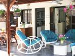 Chez Lala Sea View House with Garden