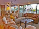 Casa Tortuga - Living room
