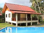2bedhouses with swimming-pool